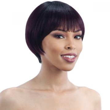 Saga Brazilian Remy 100% Human Hair Wig – Flame