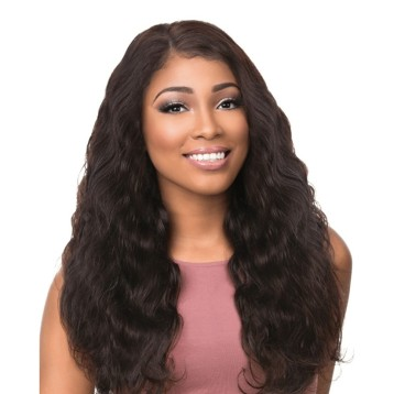 Sensationnel 100% Virgin Remi Bare & Natural Lace Frontal & Bundle Weave – Body Wave