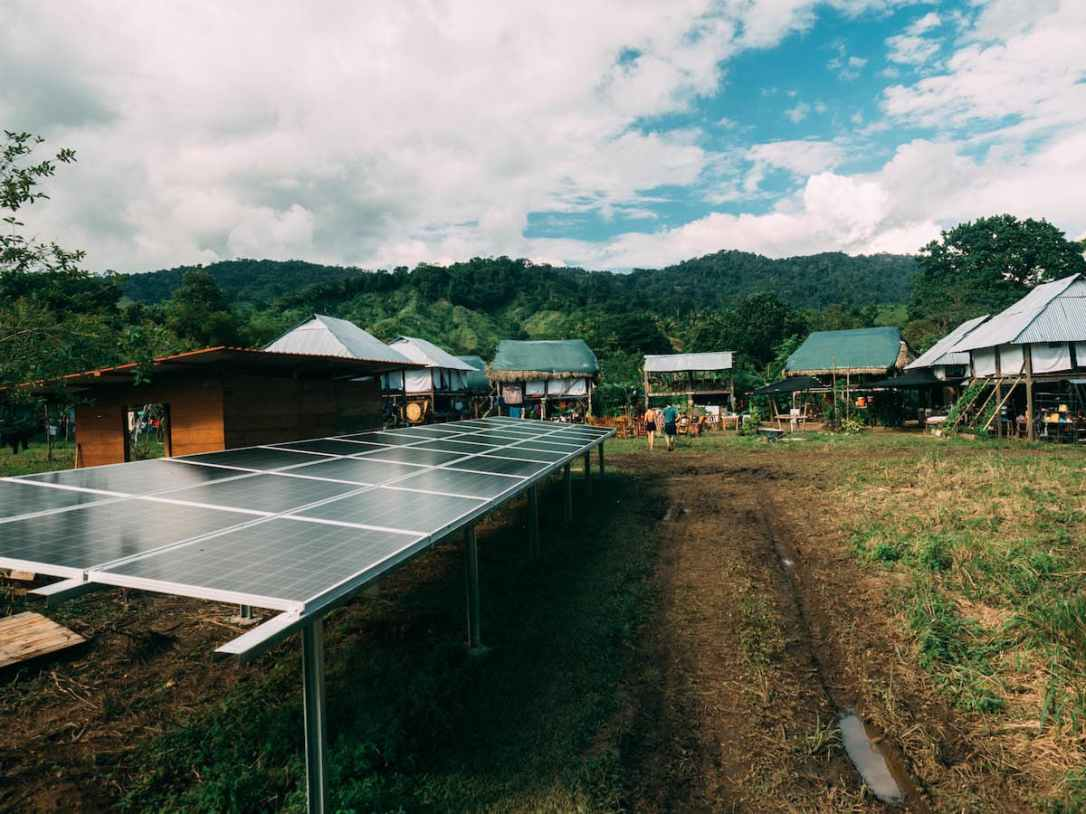 kalu-yala-town-square-solar-panels-panama-study-abroad